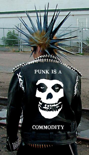 Punk commodity
