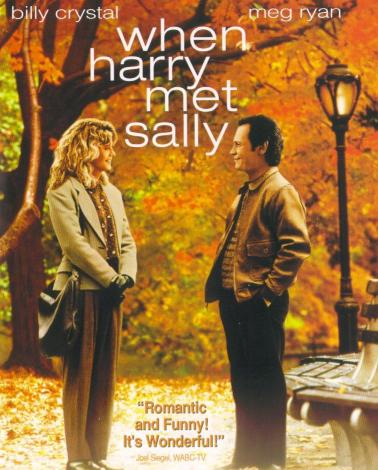 poster when harry met sally